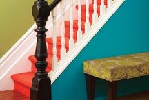 make an entrance / please come in: hallways, entryways, foyers, vestibules, staircases
