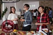 Gifts for the Entertainers / Know someone who likes to host parties? With a wide range of gifts that include cheeses, sausages, or nuts, their parties are guaranteed to become legendary.  / by Hickory Farms