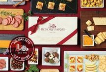 Gifts for Business / Say 'Thank you' to your most valued clients and employees with gifts that include our award-winning flavors like one of our most popular selling business gifts, Home for the Holidays.  / by Hickory Farms