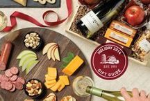 Gifts for the Foodie / The most sophisticated palates will be delighted to try our Hickory Farms Reserve or fine wine gifts. Choose from a variety of great ideas for the most discerning connoisseur.  / by Hickory Farms
