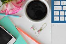 blogging & social media / Tips, tricks, inspiration and ideas on blogging.
