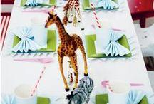 Jackson's Birthday Parties / by Tara Miller