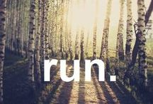 run Forest run / Motivation and tips for running