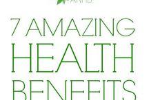HEALTH BENEFITS OF.....
