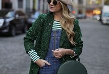 Berets / Ways to wear the beret