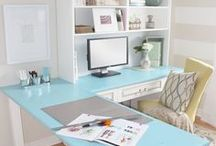 Home Office Style / by Holly Hanna - The Work at Home Woman