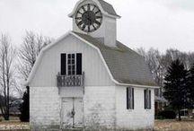 Old Barns / by Melissa Miller { MissTique }