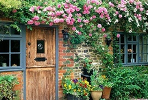 Vivre au jardin...ou au balcon / by Marie-Françoise Berriot