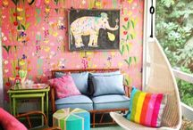 Home Interiors & Cool Objects