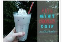 THM Recipes - drinks/smoothies / by Trish D
