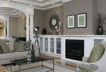 Decorating-Basement  / by Cheryl Jones