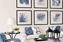 Decorating-Blue / by Cheryl Jones