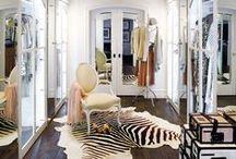 Decorating-Closet Ideas / Closet, closets, closet organization / by Cheryl Jones