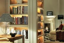 Decorating-Books! and the shelving of / Book storage, book shelves, book vignettes, books, books, books.... / by Cheryl Jones