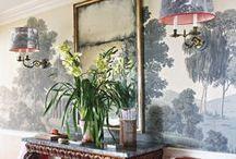 Decorating-Entry/Stairs/Foyer / by Cheryl Jones