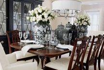 Decorating-Dining / by Cheryl Jones