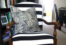Decorating-Chairs / Chairs / by Cheryl Jones