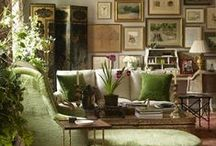 Decorating-Charlotte Moss / by Cheryl Jones