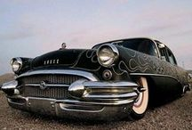 Low Life! / I've always like Lowriders, classic hot rods & pretty much anything that looks cool on 4 wheels! / by BOO!