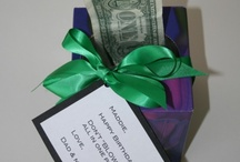 gift ideas / by Trish D
