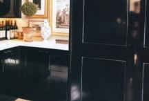 Decorating-Paint it Black / by Cheryl Jones