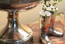 Decorating-Silver / by Cheryl Jones