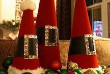 Christmas Cheer!! / Christmas ideas and decor.  / by Amanda D.