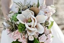 to have and to hold... / beautiful bouquets for your wedding days