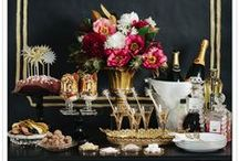 buffets and displays. / food and beverage ideas