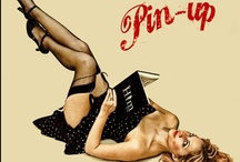 PinUp Beauty / by Whitney Booth