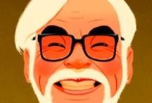 Studio Ghibli / by Emma Brown