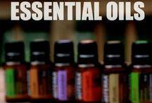 Essential Oils / by Amanda Ferguson Trent