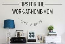 Work at Home Wisdom / Everything you need to know about working from home!  / by Holly Hanna - The Work at Home Woman