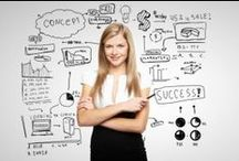 Marketing Your Small Business / by Holly Hanna - The Work at Home Woman