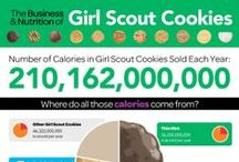 Girl Scouts / Girl Scout activities, ideas, and crafts.  / by Holly Hanna - The Work at Home Woman