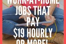 Best Work at Home Blogs / A collaborative board dedicated to sharing articles from the best work-at-home blogs. Topics include work-at-home job leads, career ideas, business ideas and tips, direct sales opportunities, entrepreneur strategies, telecommuting tips, blogging information, time management tips, and ways to earn extra money. Limit your pins to 3 per day. Do not pin the same pin more than twice in 30-days. Unrelated pins will be removed. This board is permanently CLOSED to new contributors.