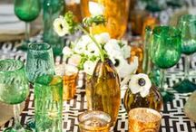 tablescapes. / table settings that we love