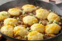 Main Dish - Casserole / by Ann Thompson