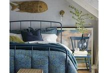 Home: Bedroom inspiration / Ideas for a bedroom makeover / by Lauren Matthews