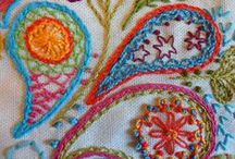EMBROIDERY - RICAMI / An antique art that I love: charts for everyone.