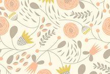 Patterns / by Marie-Françoise Berriot