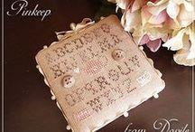 cross stitch / cross stitches I like / by Rj