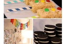 Party Ideas / This board is for everything party related, from birthday parties to family BBQs.