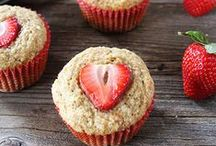 Delicious! Healthier sweets edition / Healthier sweets recipes! / by Lauren Matthews