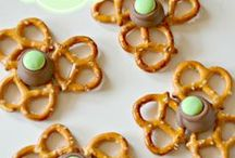 St Patricks Day / Fun recipes, crafts, and things to do for St Patty's day!
