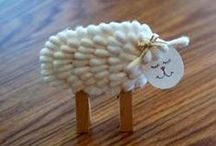 EASTER CRAFTS - LAVORETTI PASQUALI / Collection of easter craft ideas!