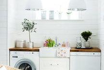 Home | Décor, Laundry Room