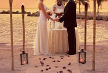 Aruba, Bonaire, Curacao beach wedding