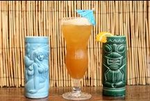 Tiki Time! / Dedicated to all things Tiki! Its Summer time and the tropical cocktails are flowing, so put on your sarong and pour yourself a Mai Tai!