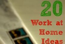 Make Christmas Cash / by Holly Hanna - The Work at Home Woman